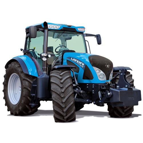 trattori landini serie 6 7 nuova serie alta potenza