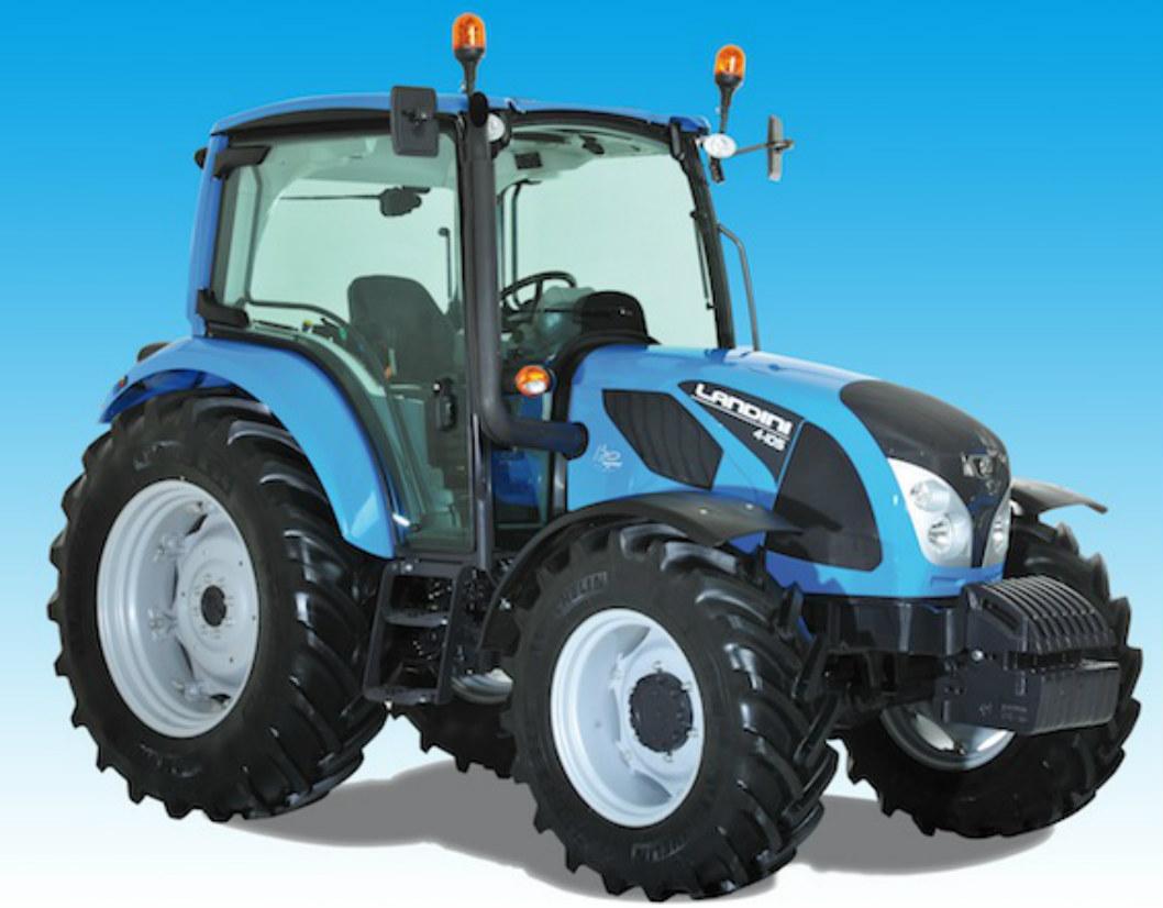 trattore landini serie 4