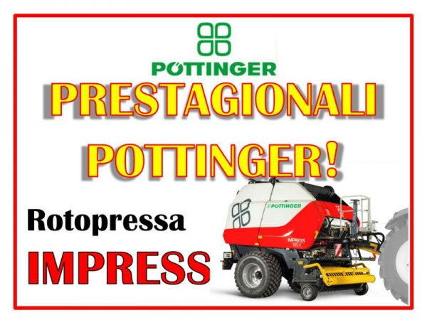 Rotopressa Pottinger Impress