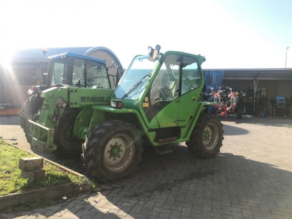 Elevatore telescopico Merlo Turbo Farmer 33.7
