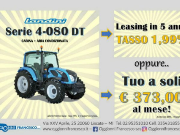 Landini 4-080 DT