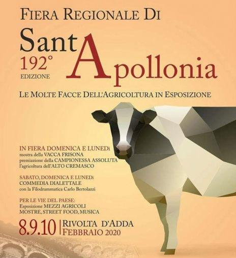 Fiera di Sant'Apollonia 2020